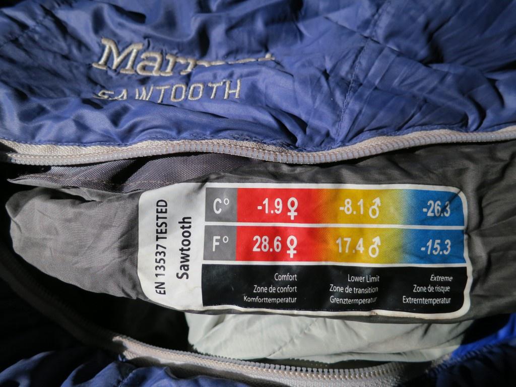 О горном велосипеде: Спальный мешок на случай ночевки в велопоходе