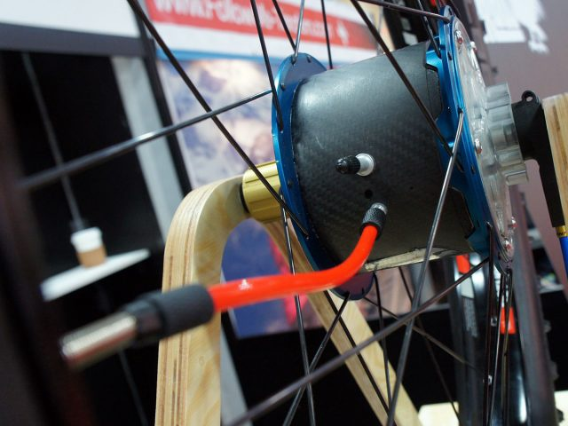 Новое железо: Interbike 2016: White Crow скоро в продаже