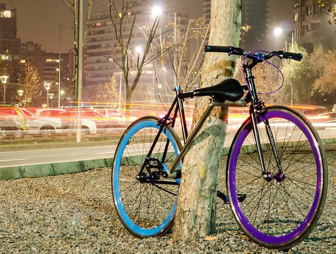 О горном велосипеде: Способы безопасно оставить велосипед