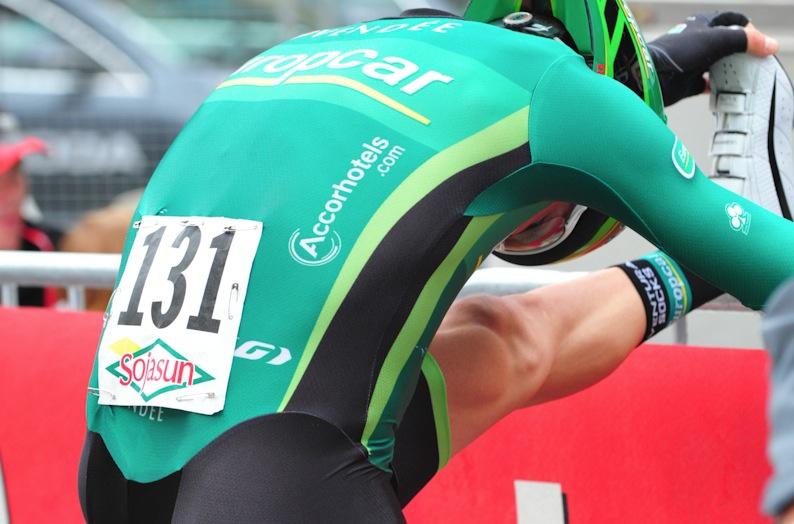 О горном велосипеде: Судороги мышц и как их избежать