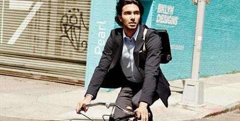 О горном велосипеде: Езда до места работы на велосипеде