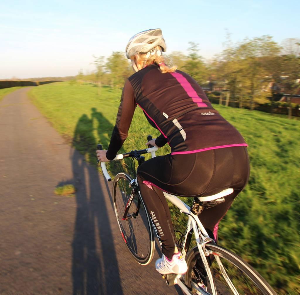 О горном велосипеде: Для тех, кто страдает от встречного ветра