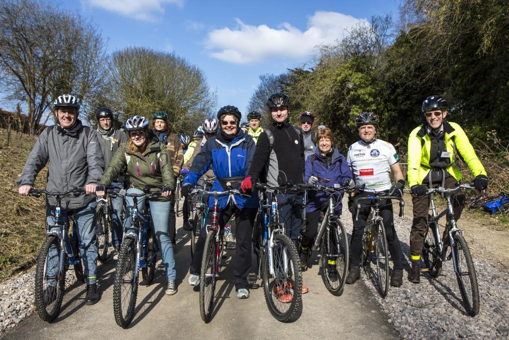 О горном велосипеде: Катание в одиночку или в группе