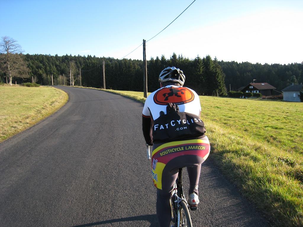 О горном велосипеде: В поход на недорогом велосипеде