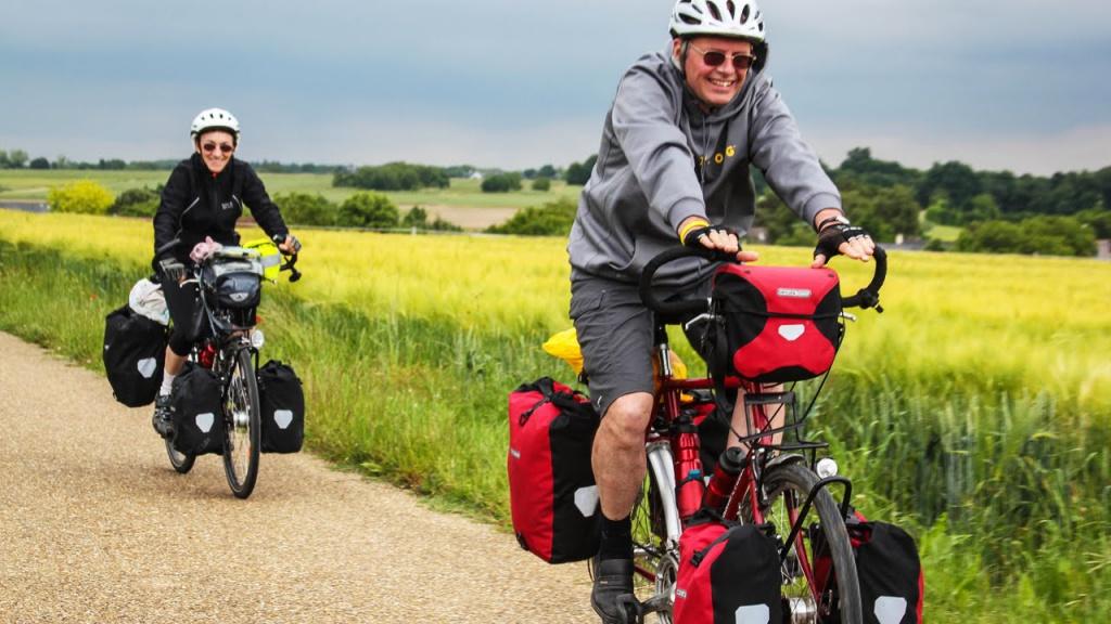 О горном велосипеде: Собираемся в путешествие на велосипеде