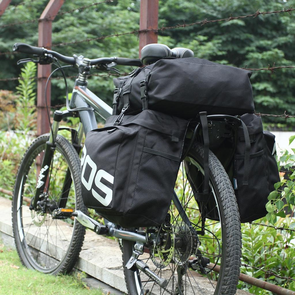 О горном велосипеде: О вещах, которые бесполезны в походе