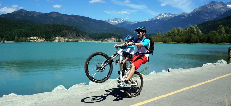 О горном велосипеде: Выбираем велокресло для ребенка