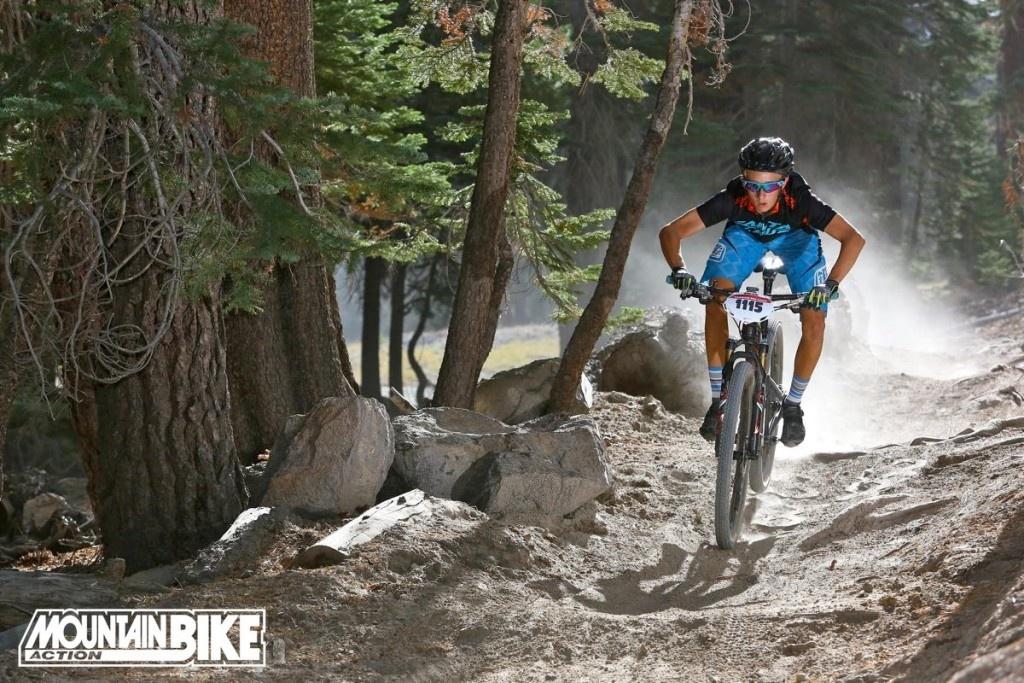 О горном велосипеде: Когда кажущееся быстро на самом деле медленно