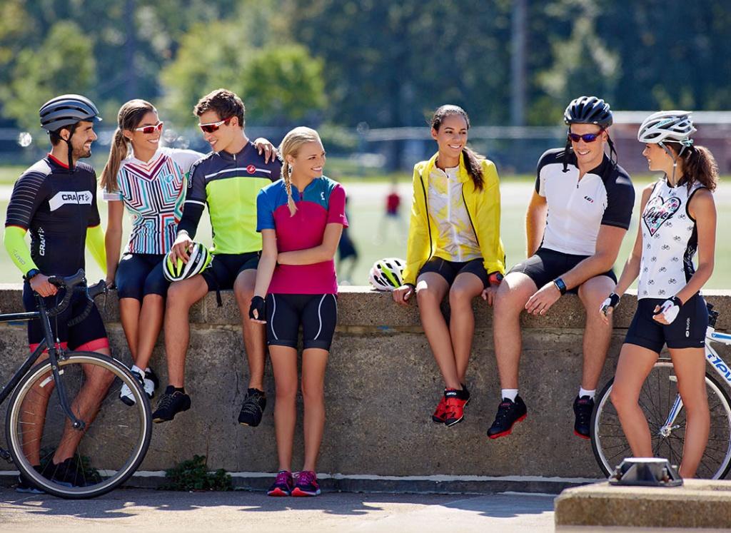 О горном велосипеде: Как выбрать одежду для катания?