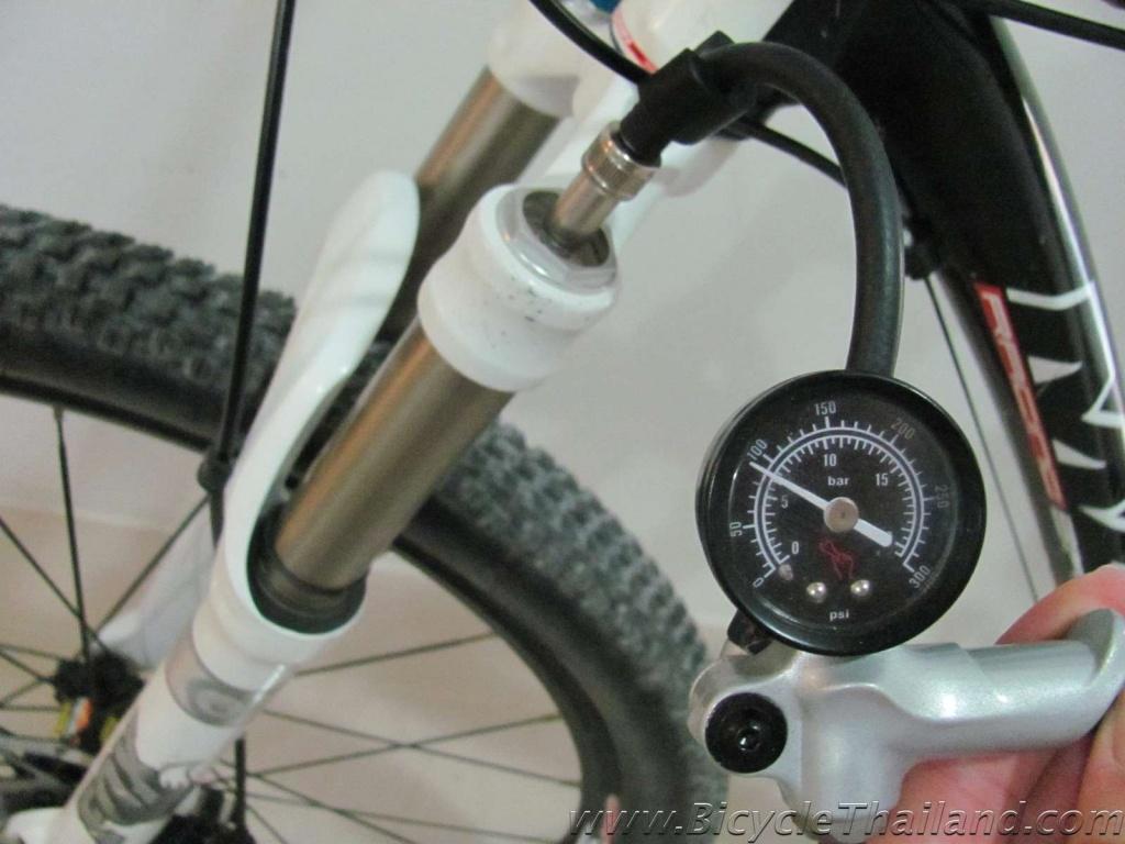 О горном велосипеде: Настройка амортизационной вилки