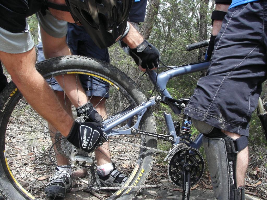 О горном велосипеде: Что выбрать, двухподвес или хардтейл?