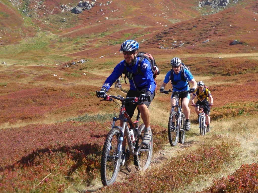 Несколько советов, которые помогут при езде в гору