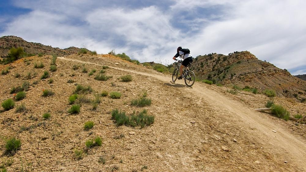 О горном велосипеде: Несколько советов, которые помогут при езде в гору