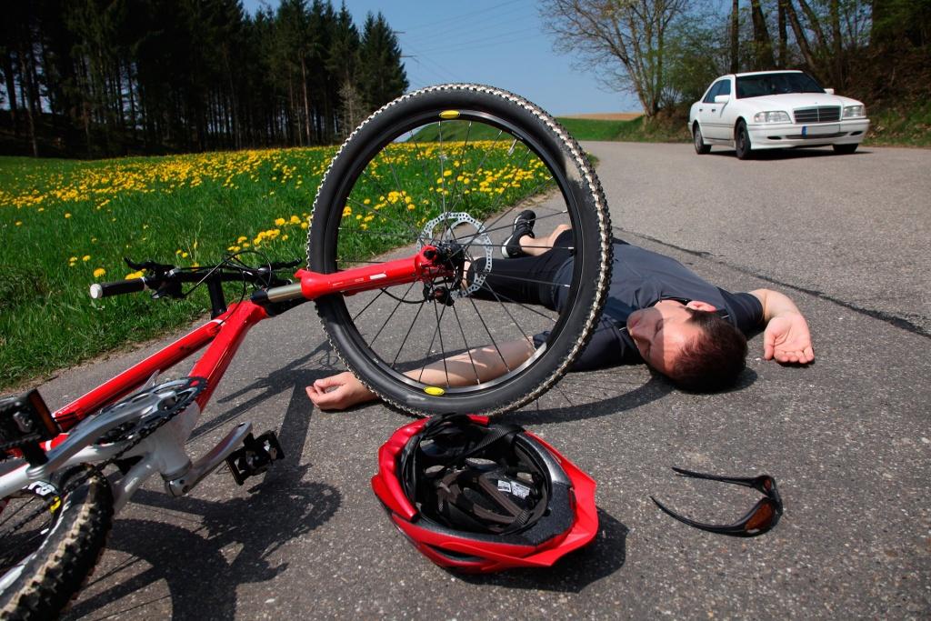 Что делать если сбила машина?