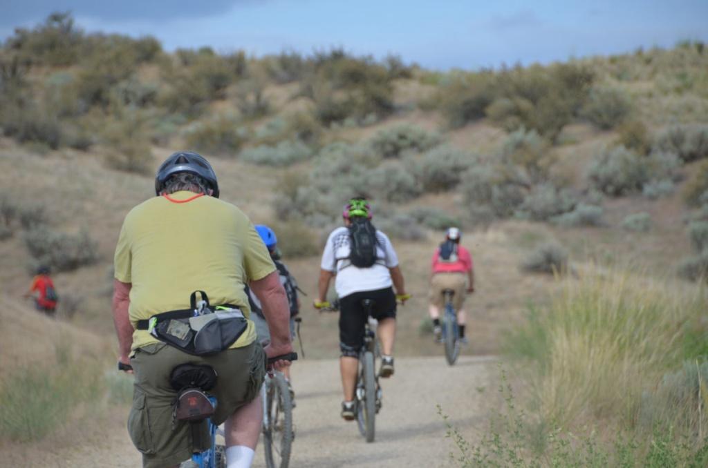 О горном велосипеде: Почему не обязательно быть быстрым на велосипеде