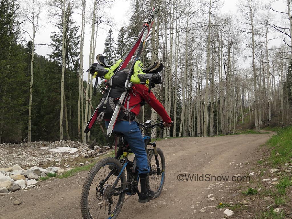 Выбор велосипеда для велотуризма