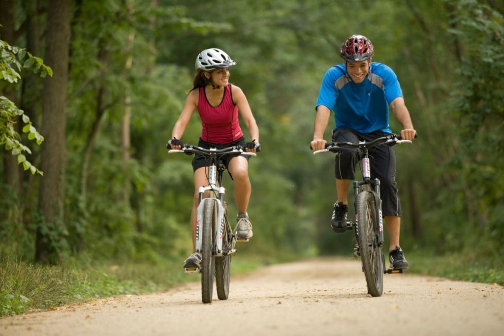 Выбор велосипеда для девушки