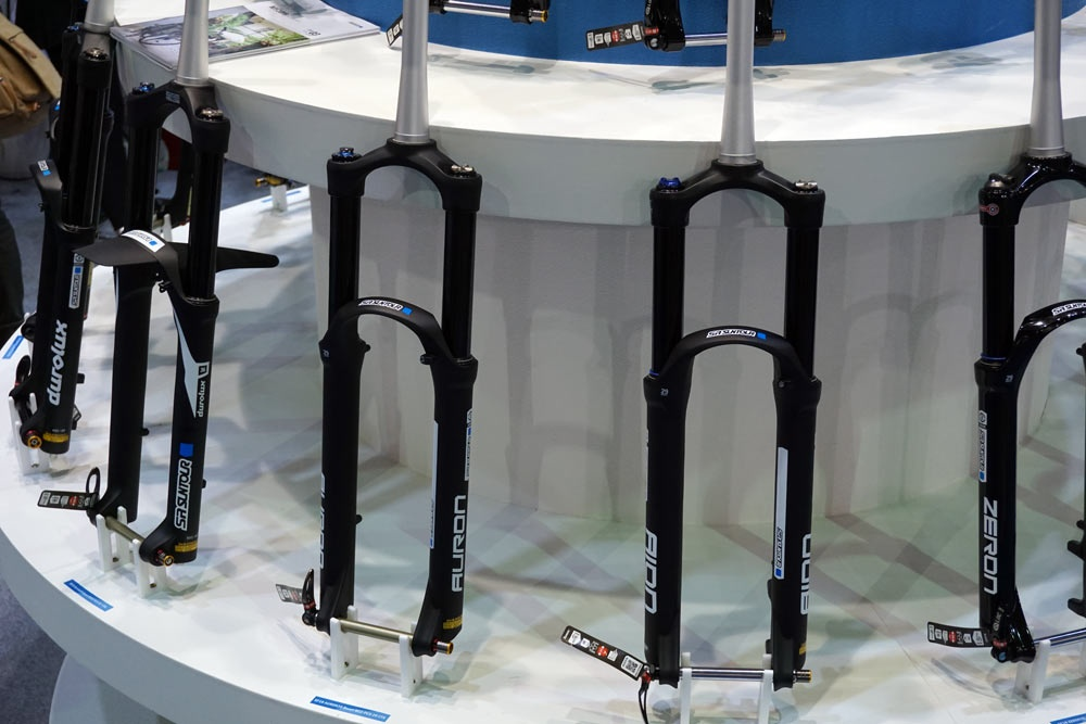 Новое железо: SR Suntour планирует глобальное обновление на 2018 год