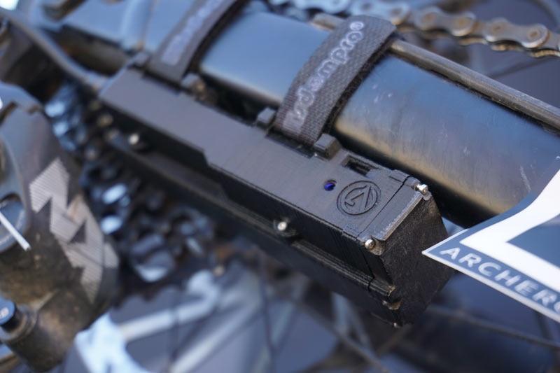 Новое железо: SOC17: Представлена универсальная электронная трансмиссия
