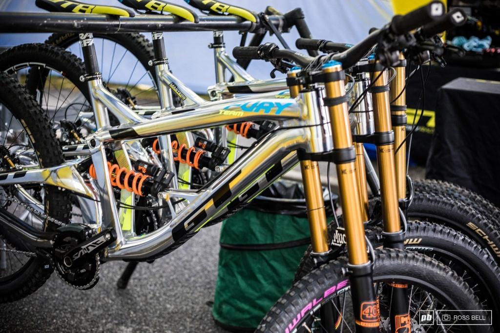 Новое железо: Велосипеды и интересности на них на КМ в Лурде