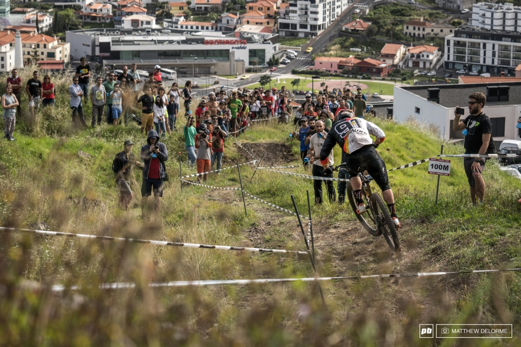 World events: EWS 2017: Round 3, Madeira, день второй и результаты этапа