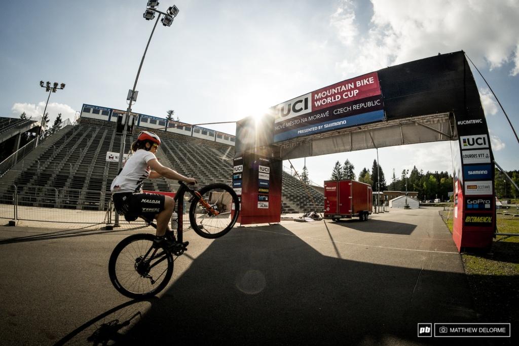 World events: Первый этап кубка мира по кросс-кантри