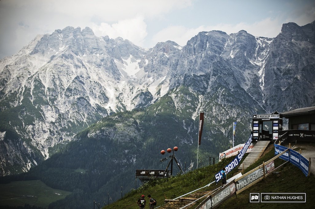 World events: UCI DH World Cup Round 3: Leogang, знакомьтесь