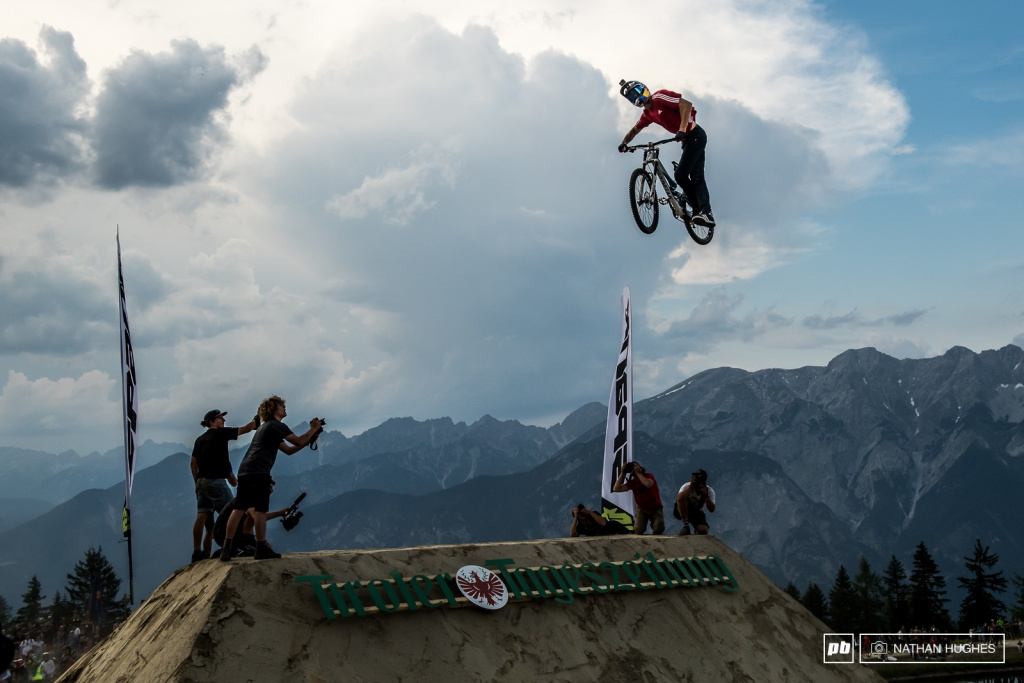World events: Crankworx Innsbruck Alpine Whip Off
