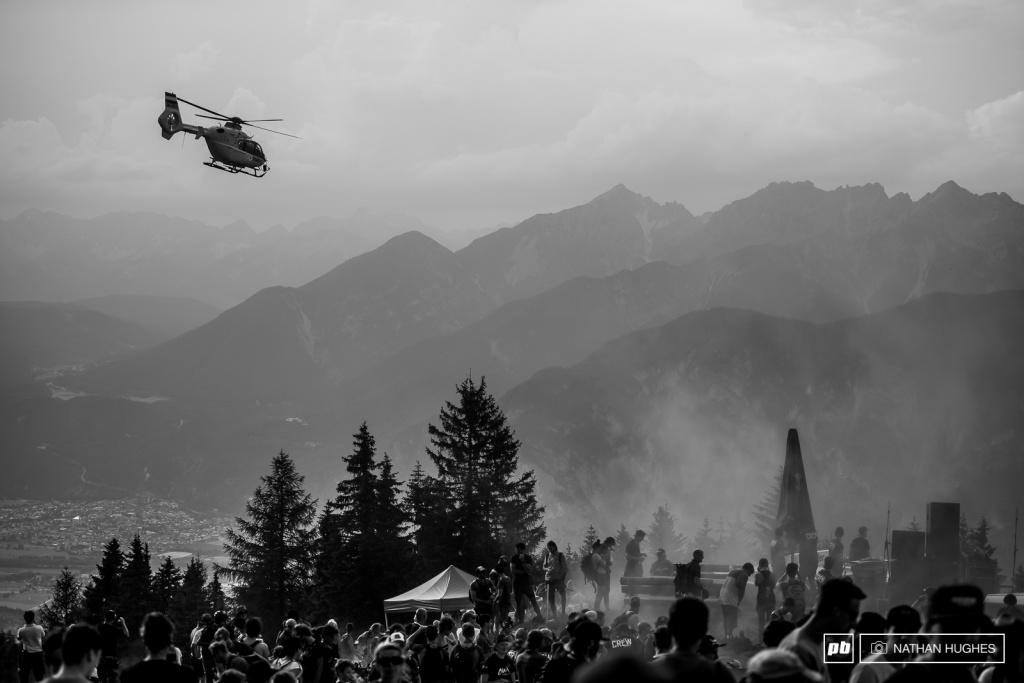 World events: Crankworx Innsbruck Alpine Whip Off