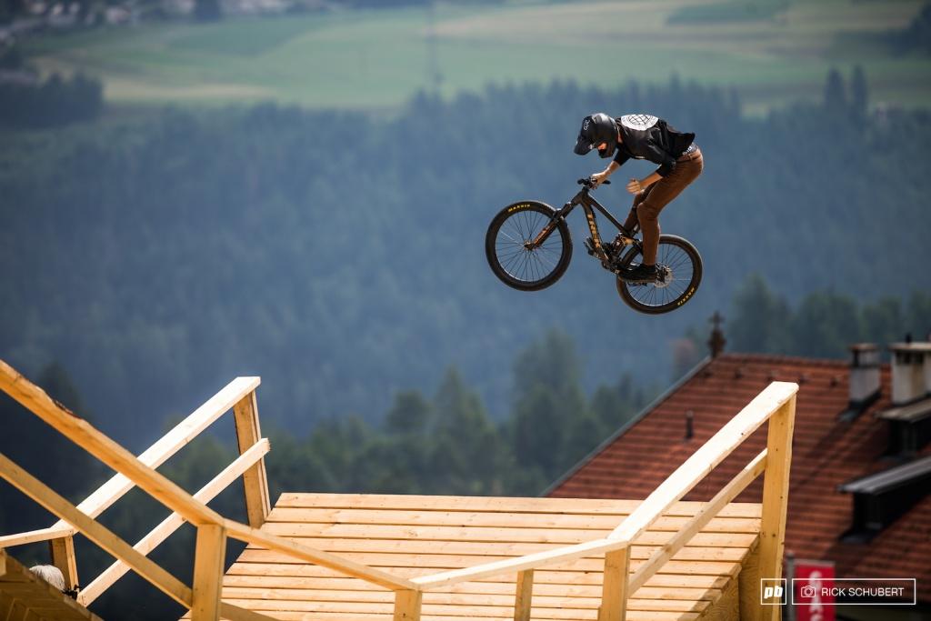 World events: Crankworx Innsbruck Slopestyle: воистину королевская битва