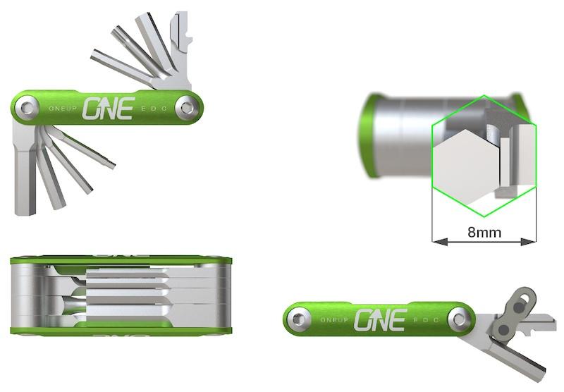 Ремонт и настройка: OneUp EDC Tool: катаемся без рюкзака