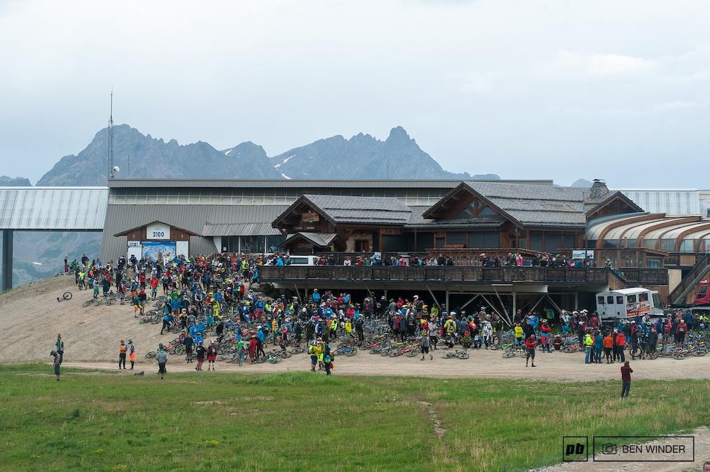 World events: Megavalanche 2017: Как это было