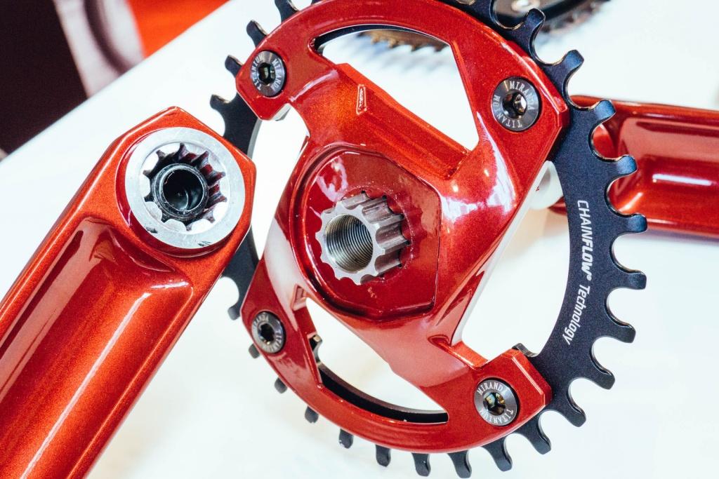 Блог им. JustUnicorn: Eurobike 2017: Miranda представили ультра-лёгкую систему