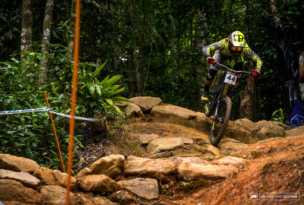 World events: UCI DH World Championship 2017: о трассе и истории