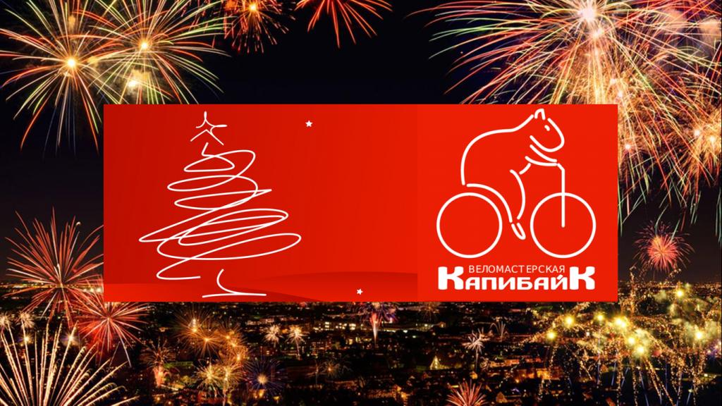 Блог компании Мастерская Kapibike: Новогодние сертификаты Kapibike