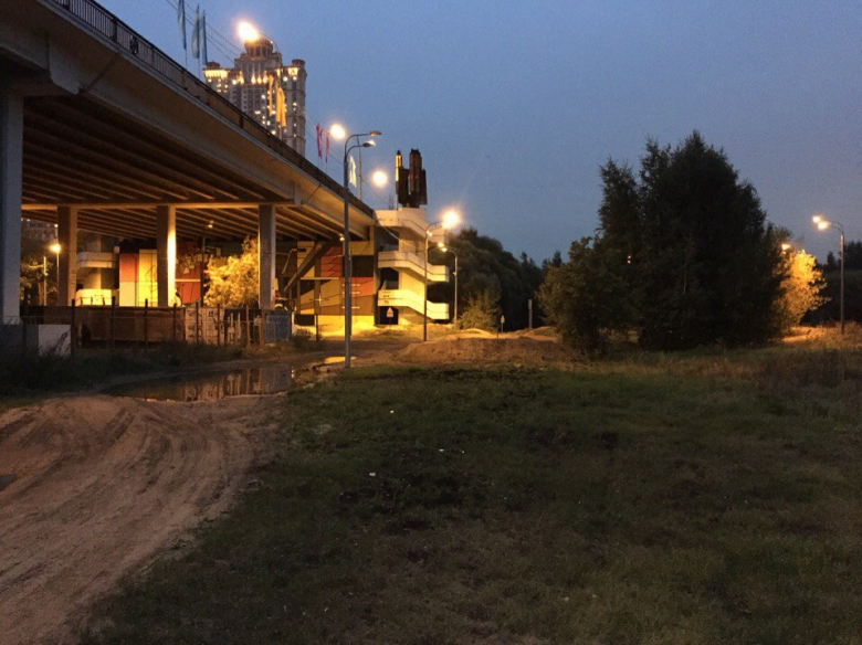 Места катания: Памп-трек Строгино, итоги сезона 2015, часть первая