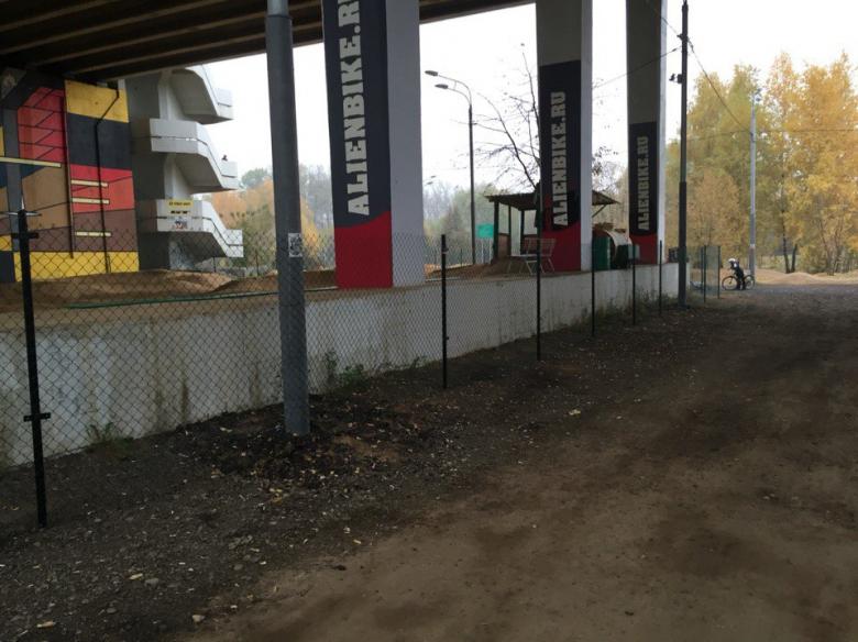 Места катания: Памп-трек Строгино, итоги сезона 2015, часть третья