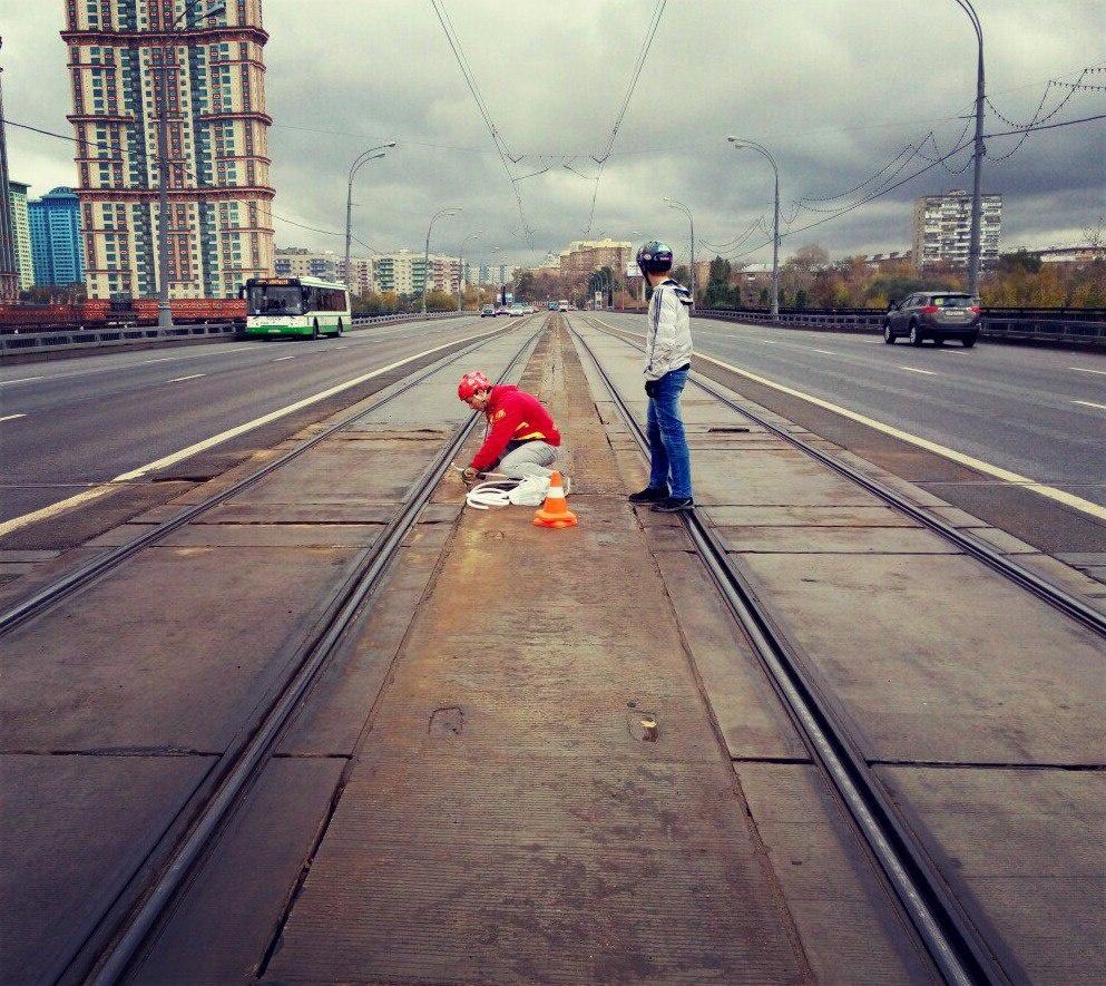 Места катания: Памп-трек Строгино. 2016-1