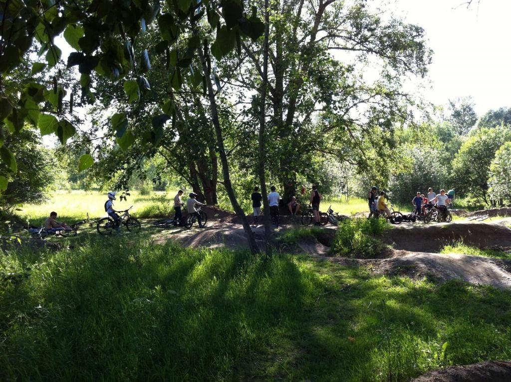 Места катания: История старого пампа в Строгино
