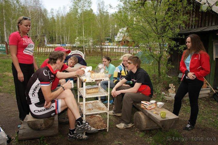 Наши гонки: И чтец и жнец, и на дуде дудец – Майские праздники в Слюдоруднике.