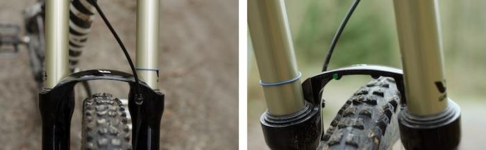 Новое железо: SR Suntour RUX - обзор. По мотивам Розового Велосипеда