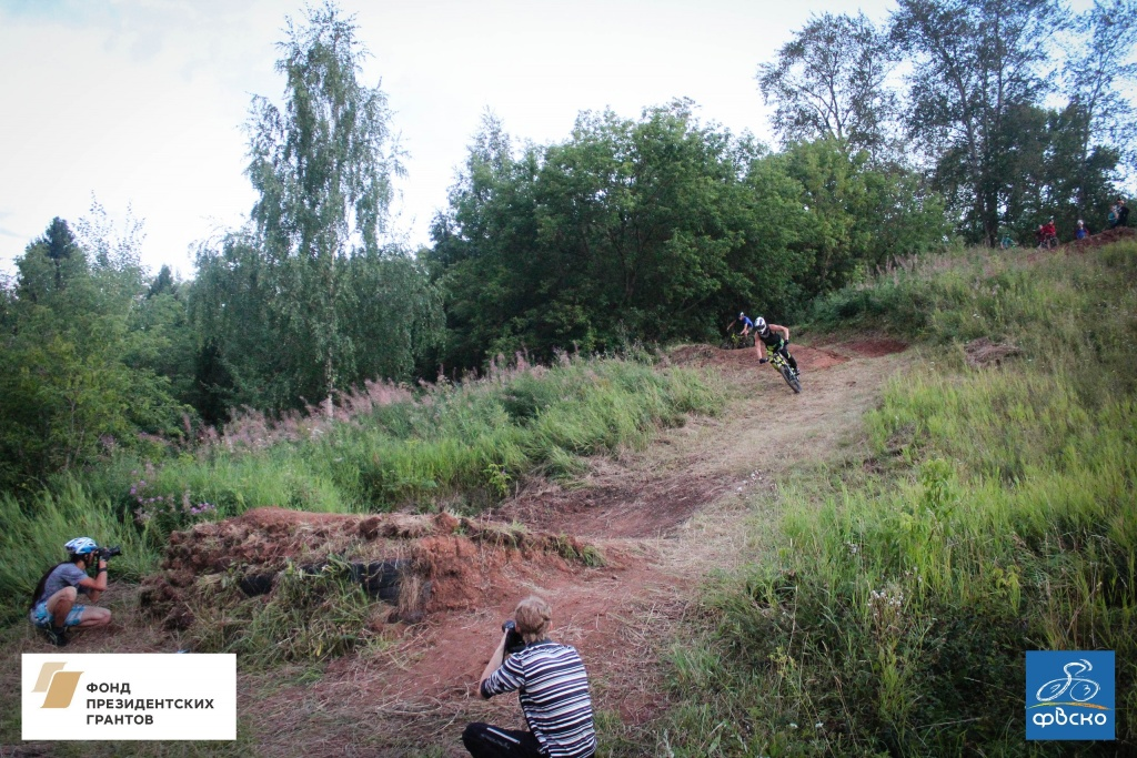 Наши гонки: Киров. Филейка-парк. Осенний велофест. 29-30 сентября