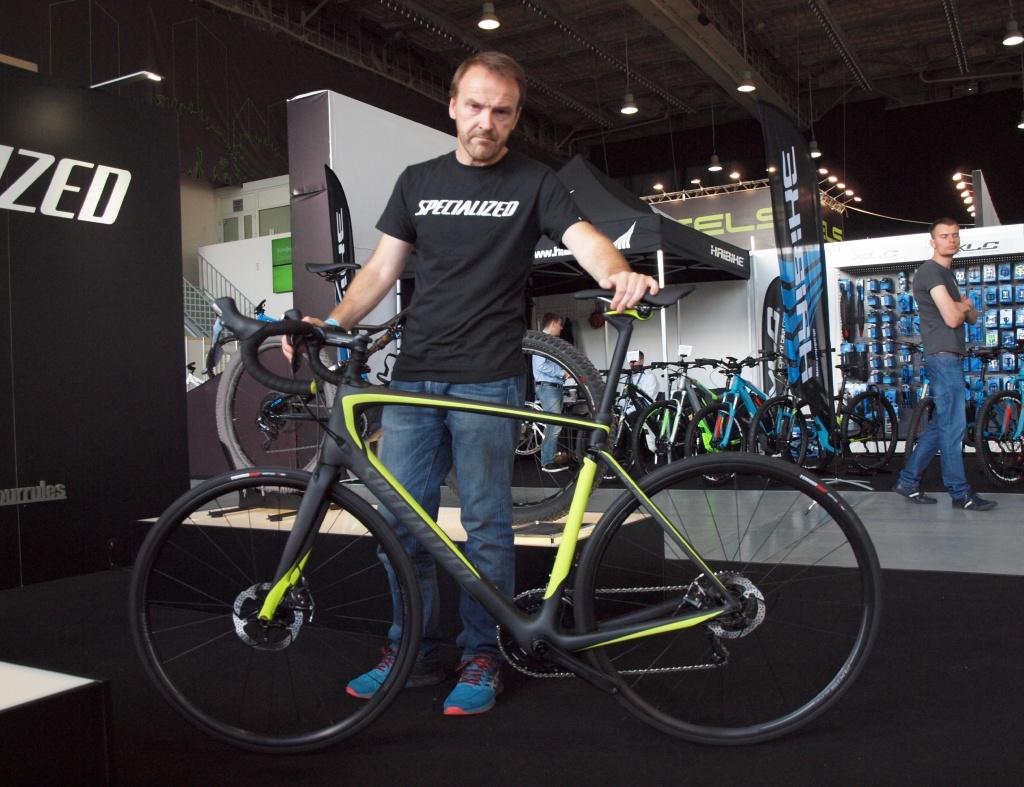 Блог им. MikhailKovnatski: Bike-Expo 2016. Попытка обзора
