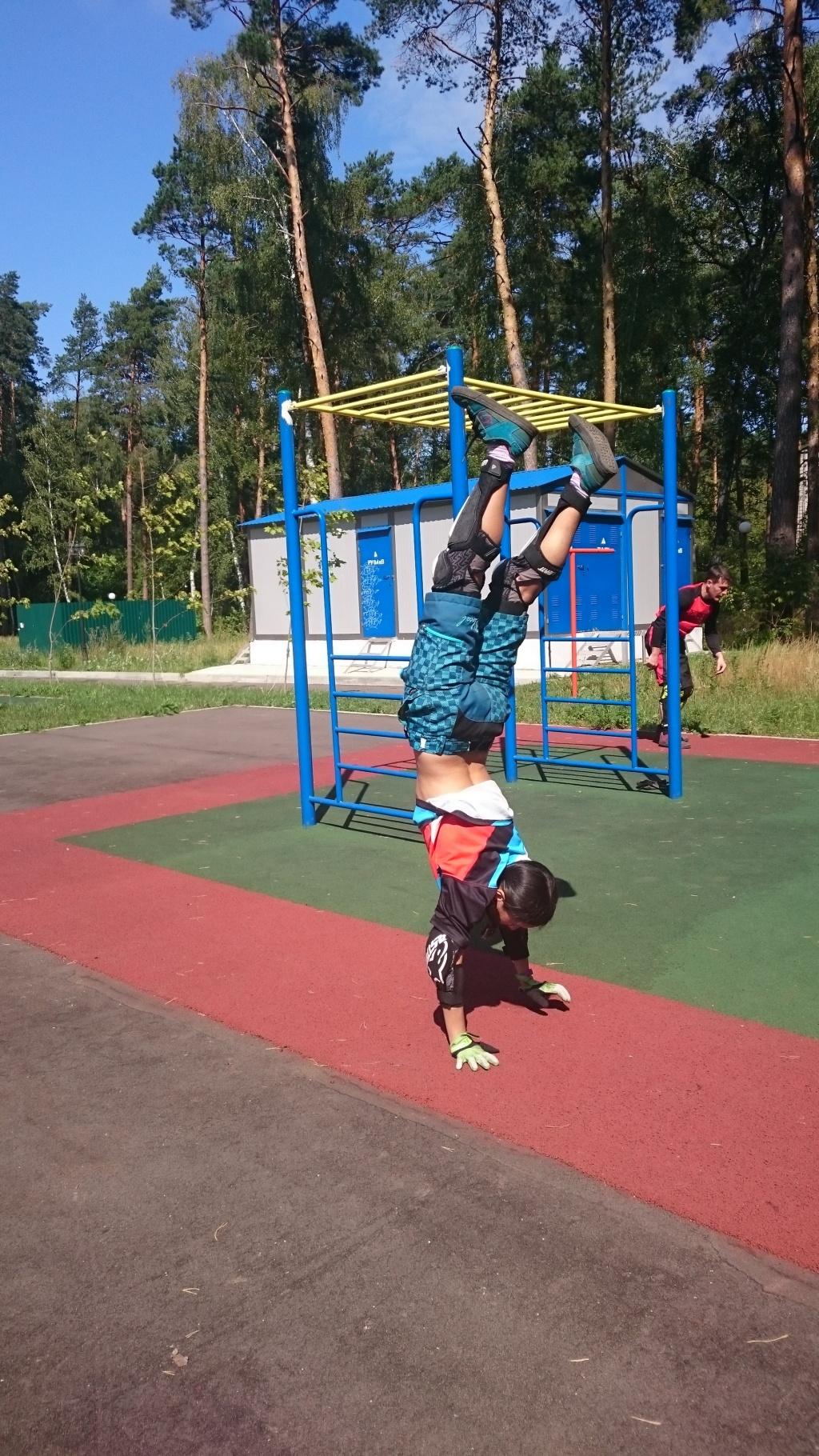 Тренировки: Протвинский лагерь 17-19.08