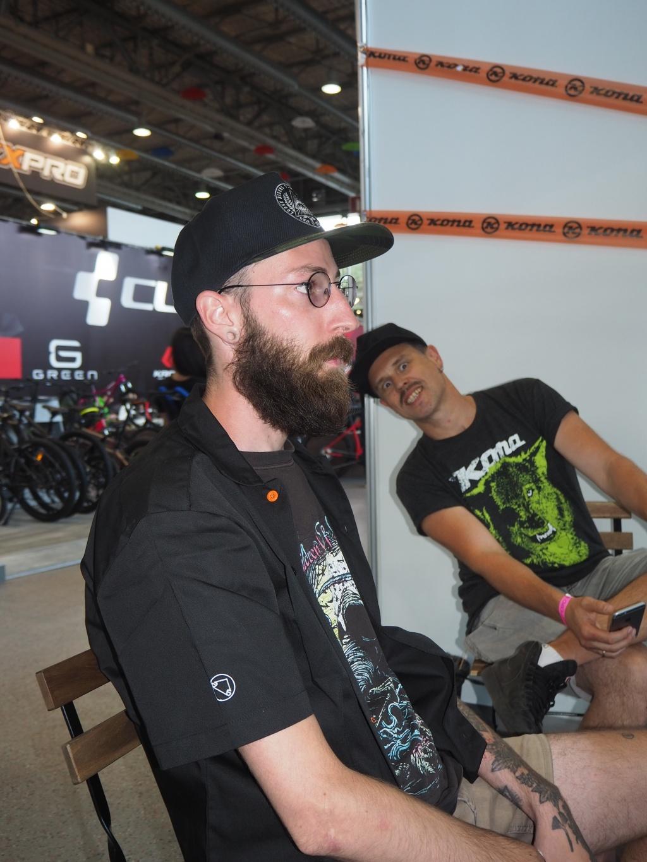 Блог им. MikhailKovnatski: Картинки с выставки. Bike Expo 2018