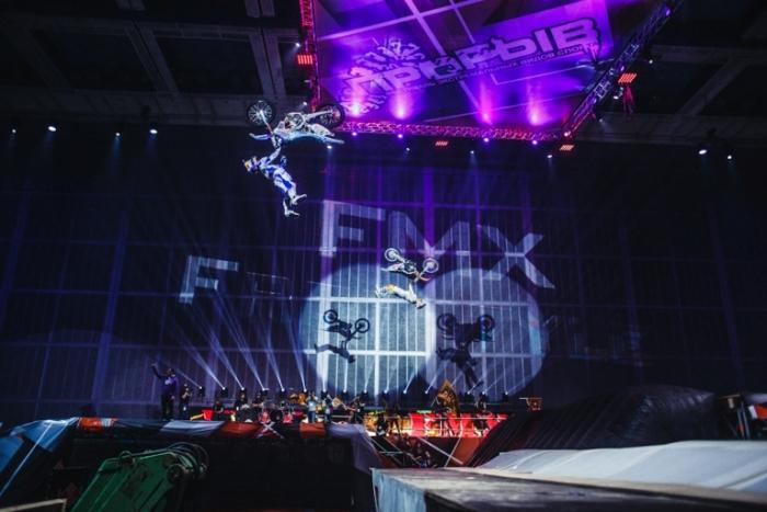 Блог компании Stark Bikes: Андрей Стрижак делится своими эмоциями о шоу Прорыв.