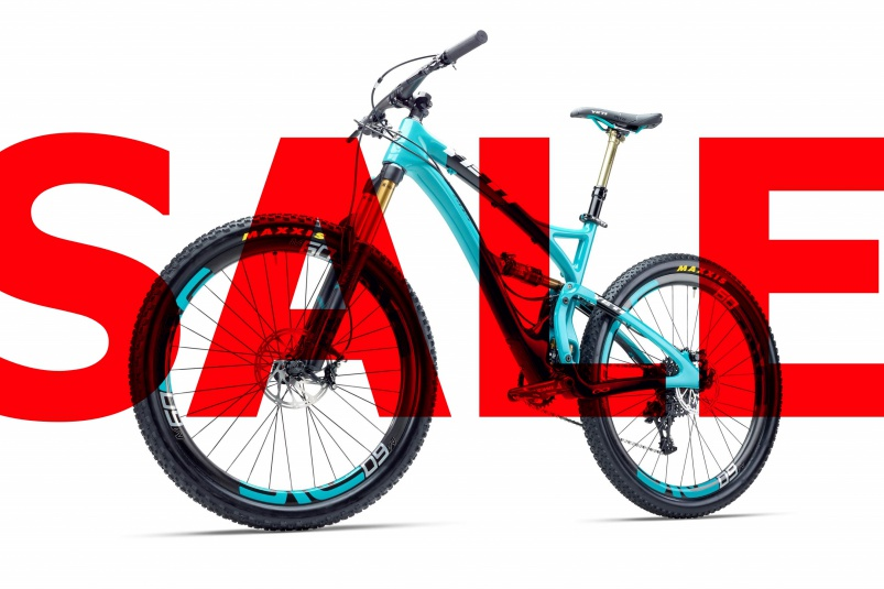 Блог компании MaxiBike.ru: Скидки до 30% на Yeti Cycles 2016