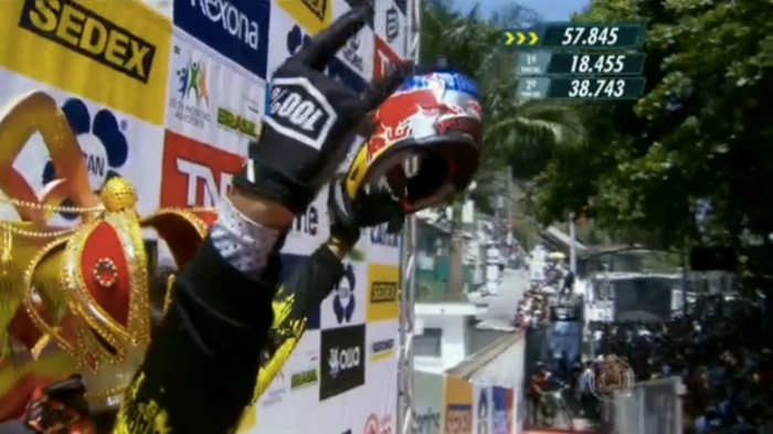 World events: 1 этап City Downhill World Tour