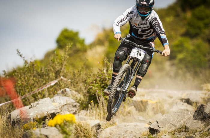 World events: 2014 Oceania DH Championships
