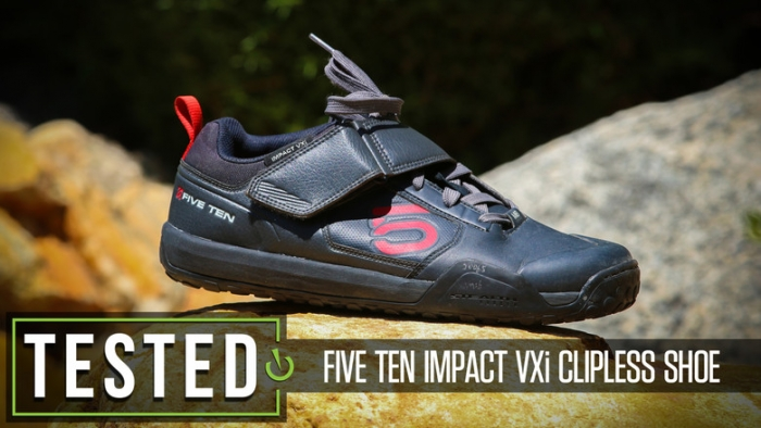 Блог компании Velomirshop.ru: Five Ten Impact VXi Clipless